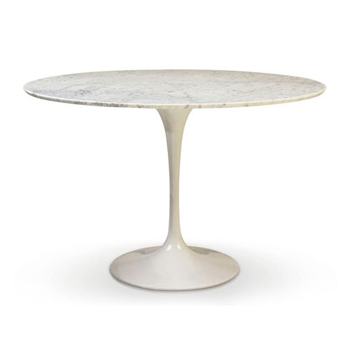 REPLICA TULIP TABLE - ROUND MABLE TOP (90 CM)