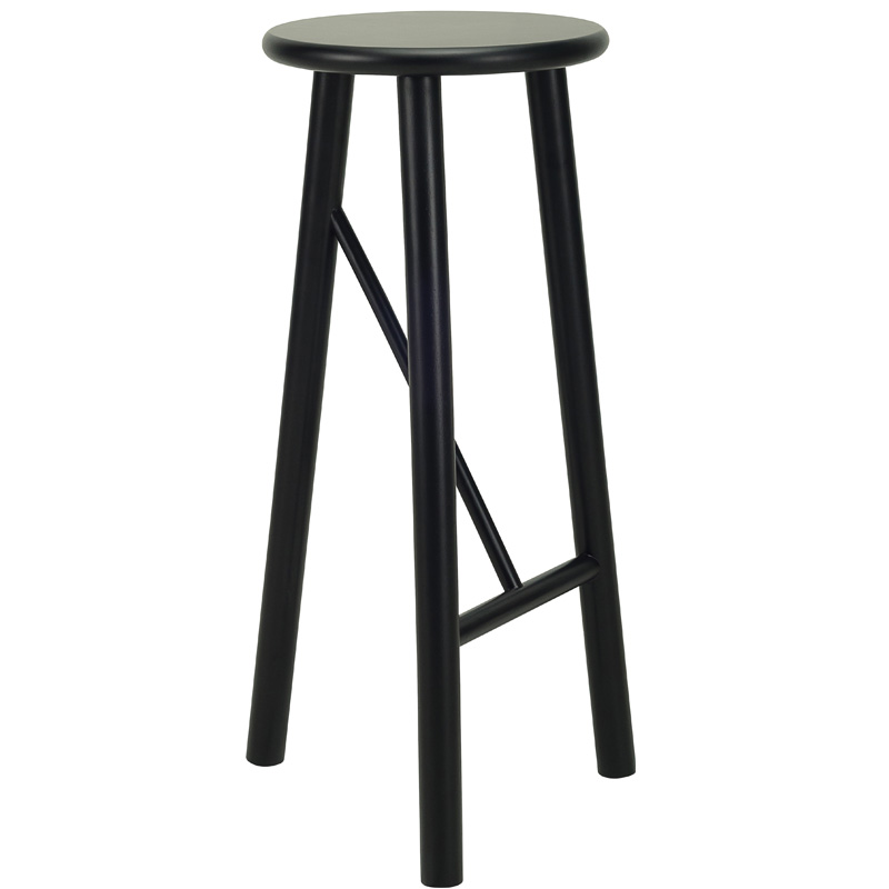 CEDA NORDIC HOME WOODEN BAR STOOL