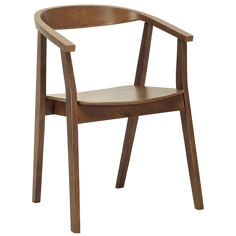 LORI NORDIC HOME DINING CHAIR (WOOD)