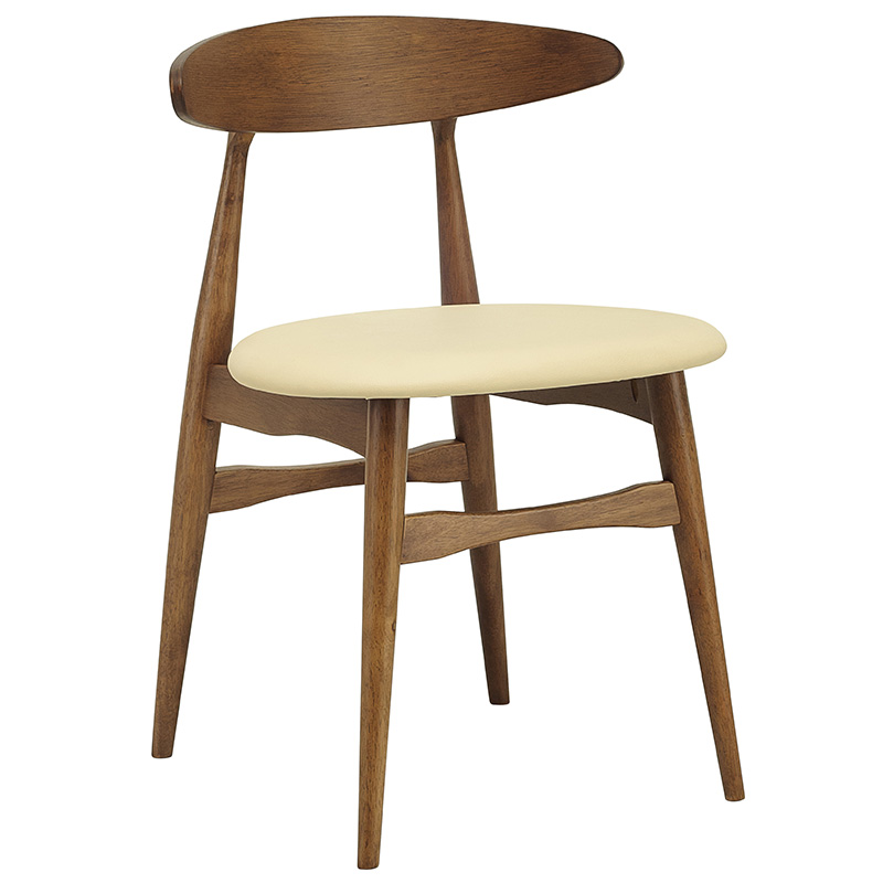 PIXIE NORDIC HOME DINING CHAIR (WOOD)