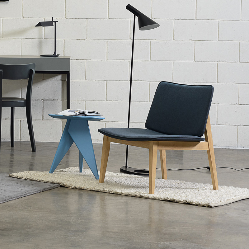 NORD NORDIC HOME LOUNGE CHAIR