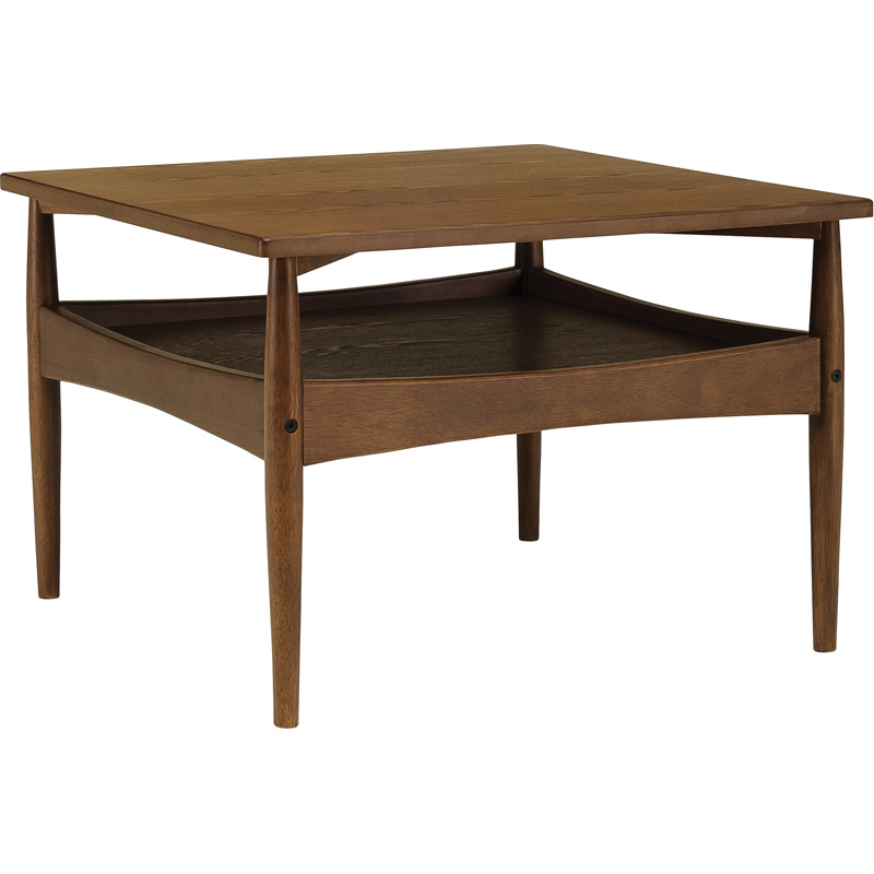 NADA NORDIC HOME COFFEE TABLE WITH SHELF