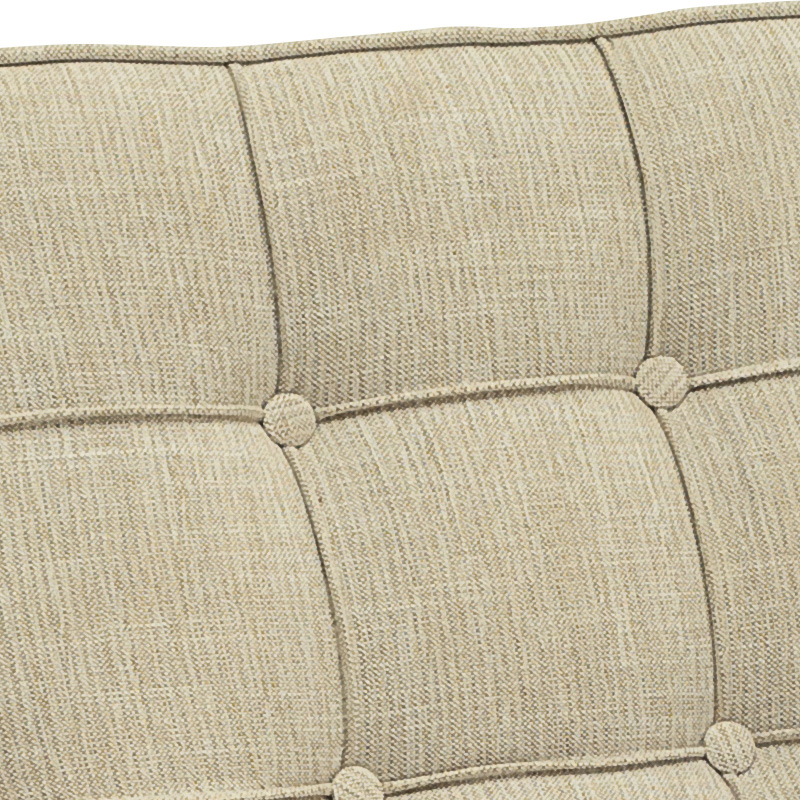 MAGDA NORDIC HOME TWO SEATER SOFA