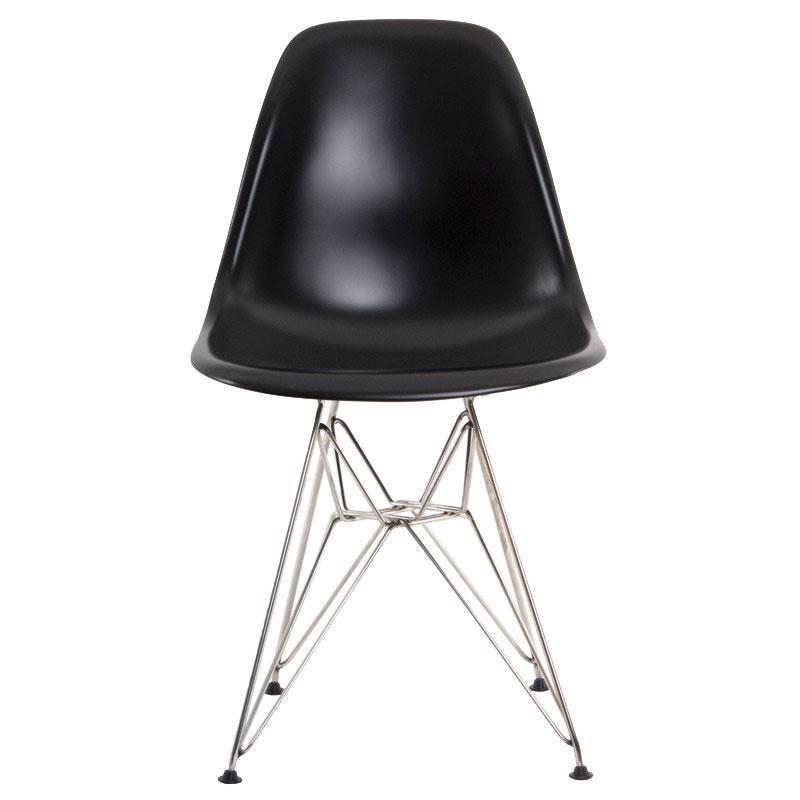 Replica eames dsr wire base chair plastic furniture for Eames plastic replica