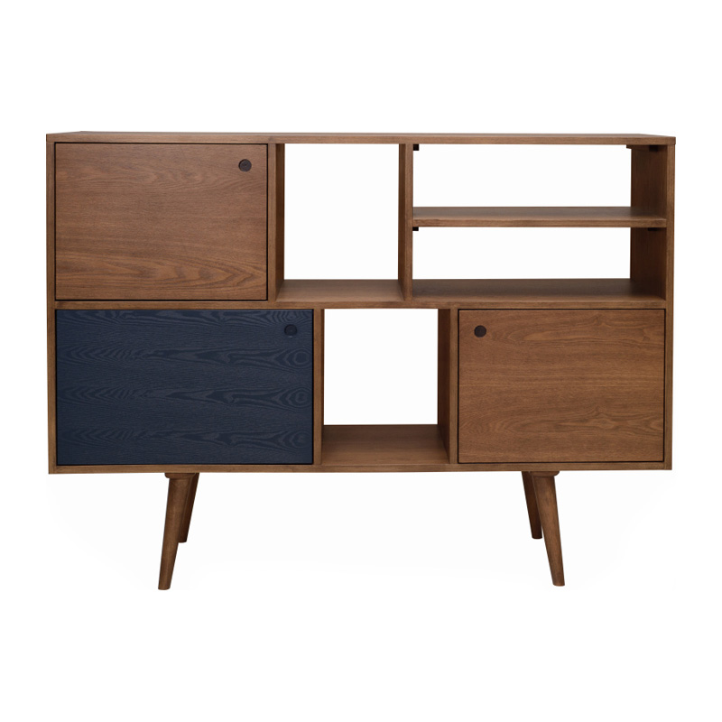 KENTON NORDIC HOME TALL SIDEBOARD