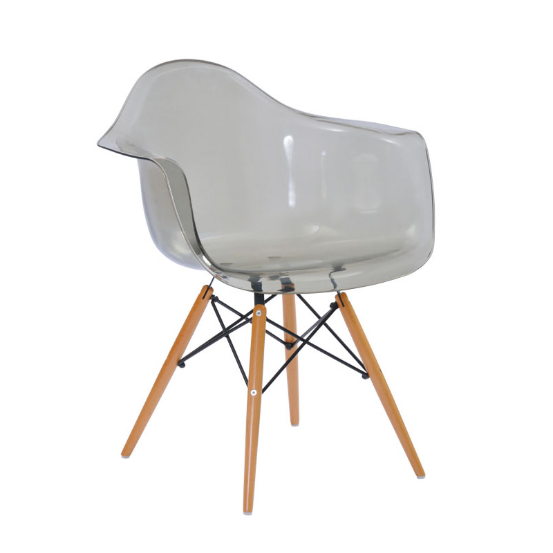 REPLICA EAMES DAW CHAIR (TRANSPARENT)