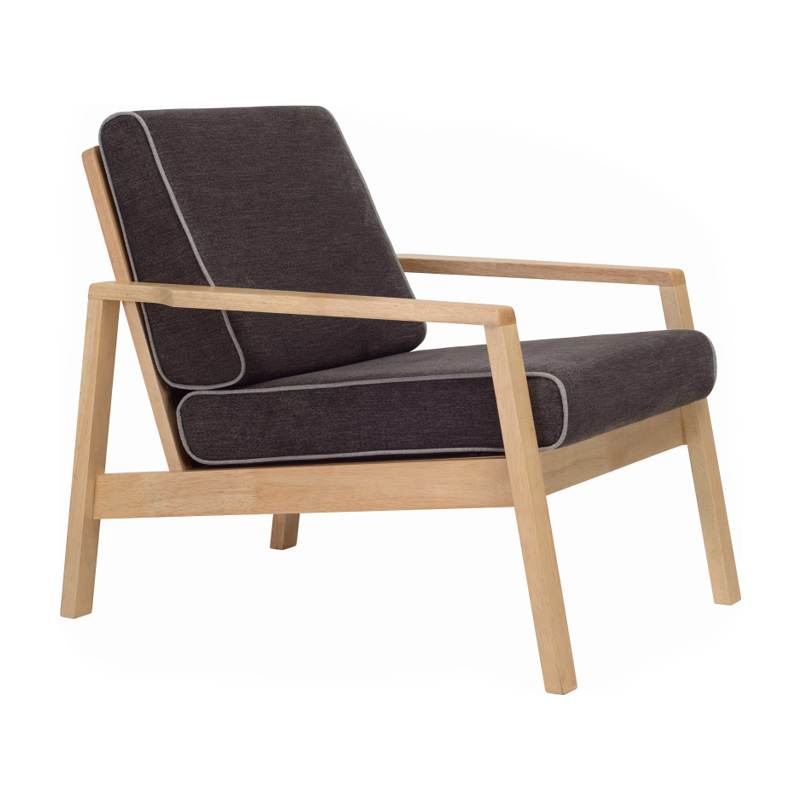 EARL NORDIC HOME LOUNGE CHAIR