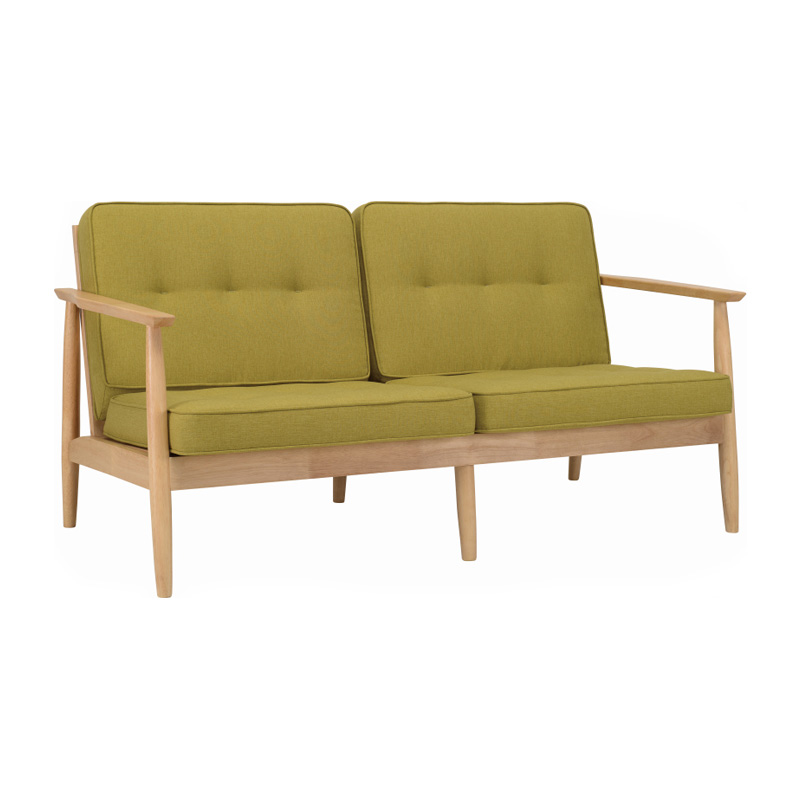 HECTOR NORDIC HOME 2 SEATER SOFA