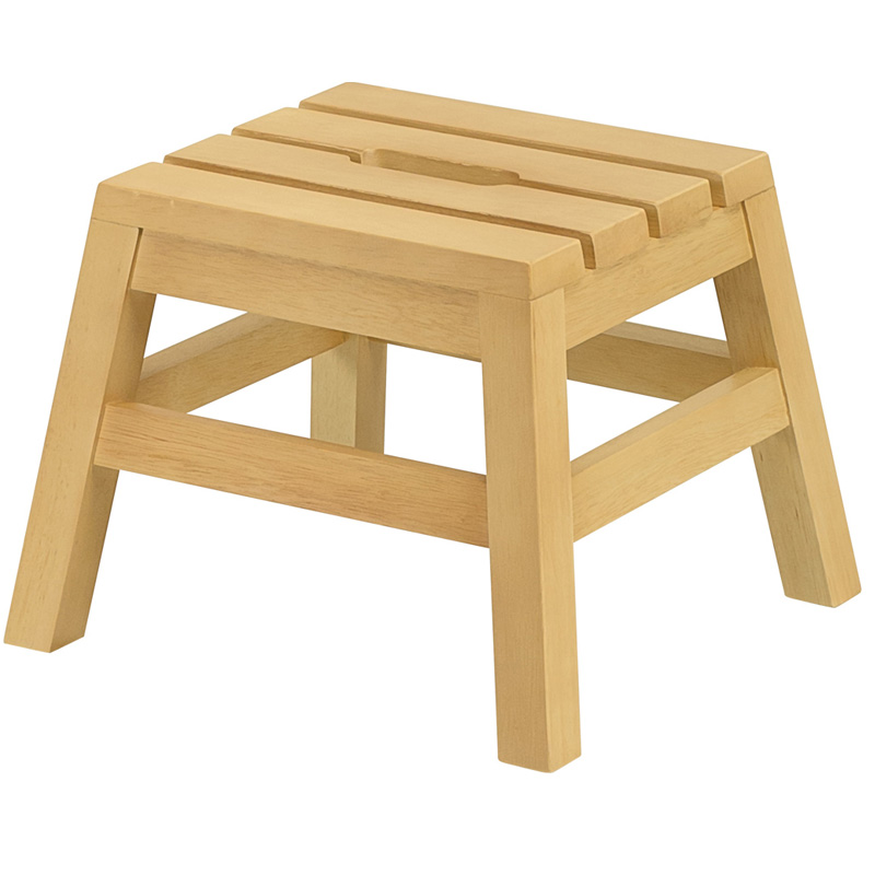 KASS NORDIC HOME LOW STOOL