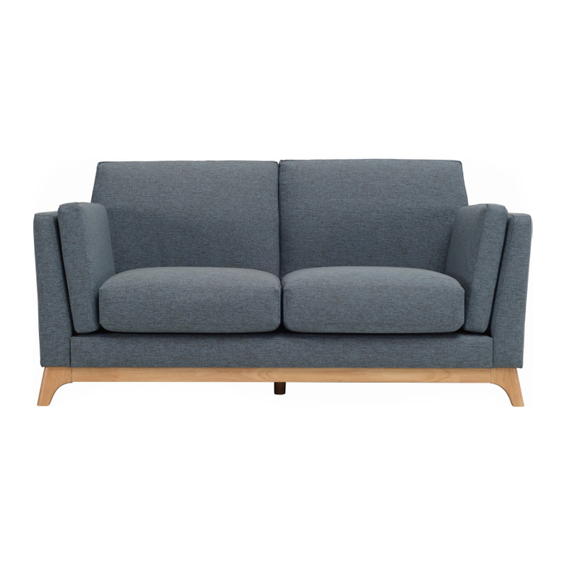 REX NORDIC HOME 2 SEATER SOFA (FABRIC)