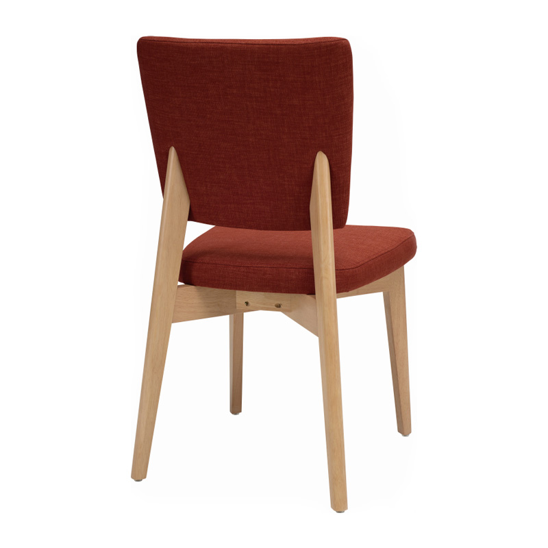 KLEE NORDIC HOME DINING CHAIR