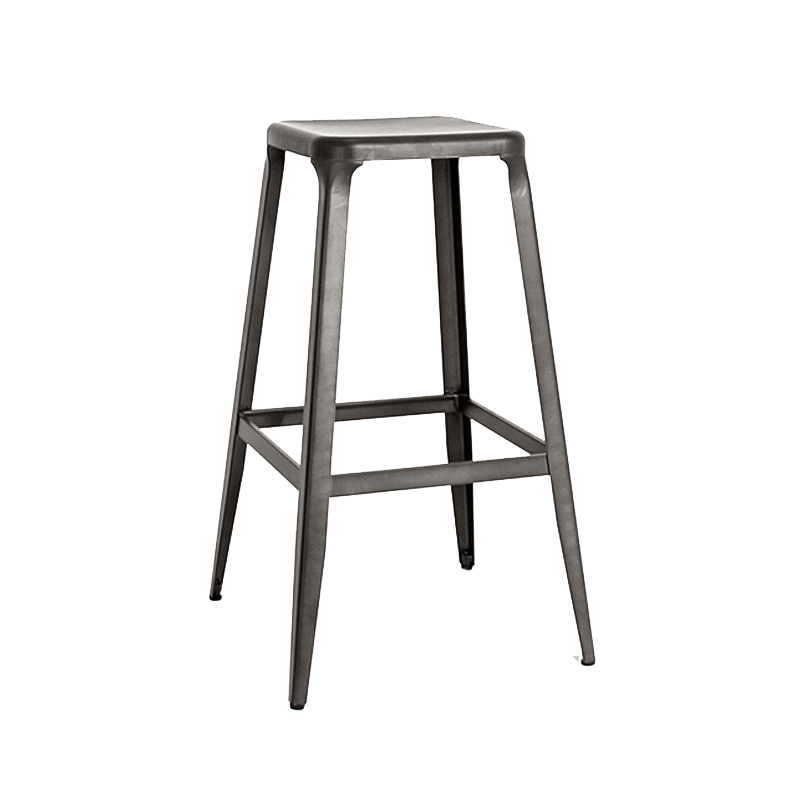 IVAN STEEL COUNTER STOOL