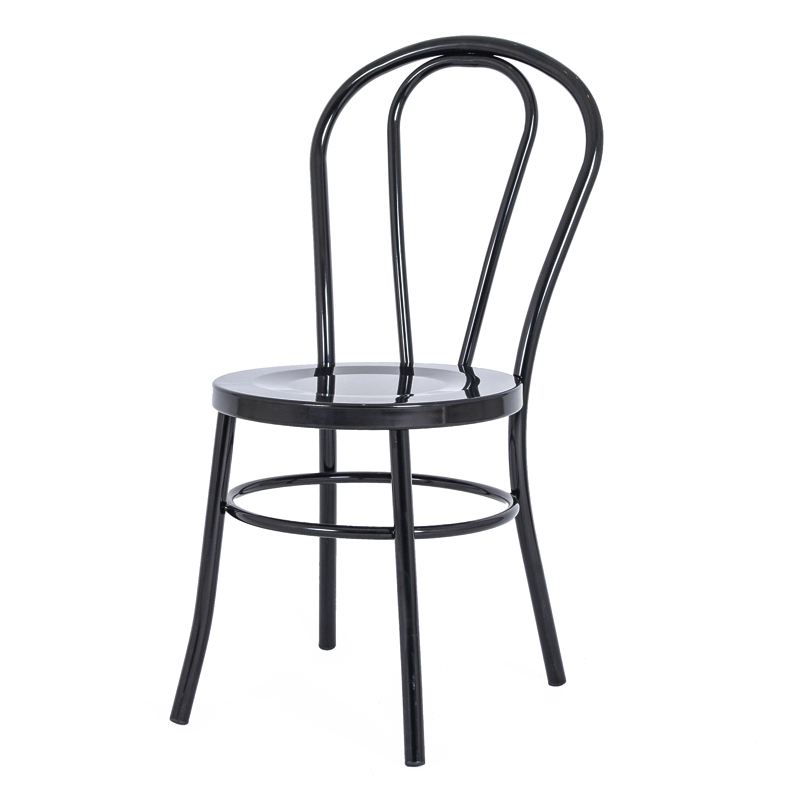 REPLICA THONET SIDE CHAIR (STEEL)