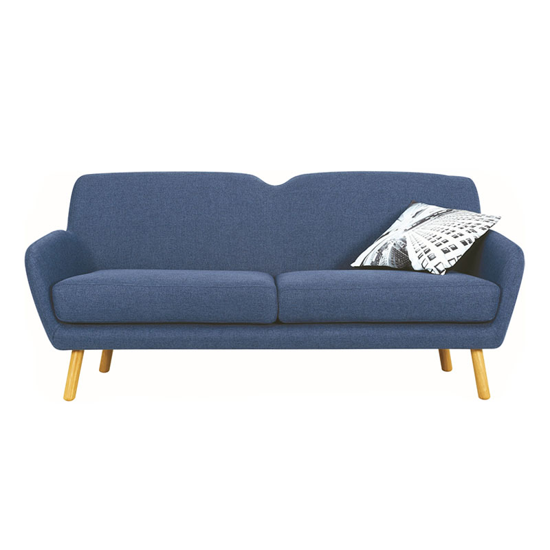 TOBY NORDIC HOME 3 SEATER SOFA