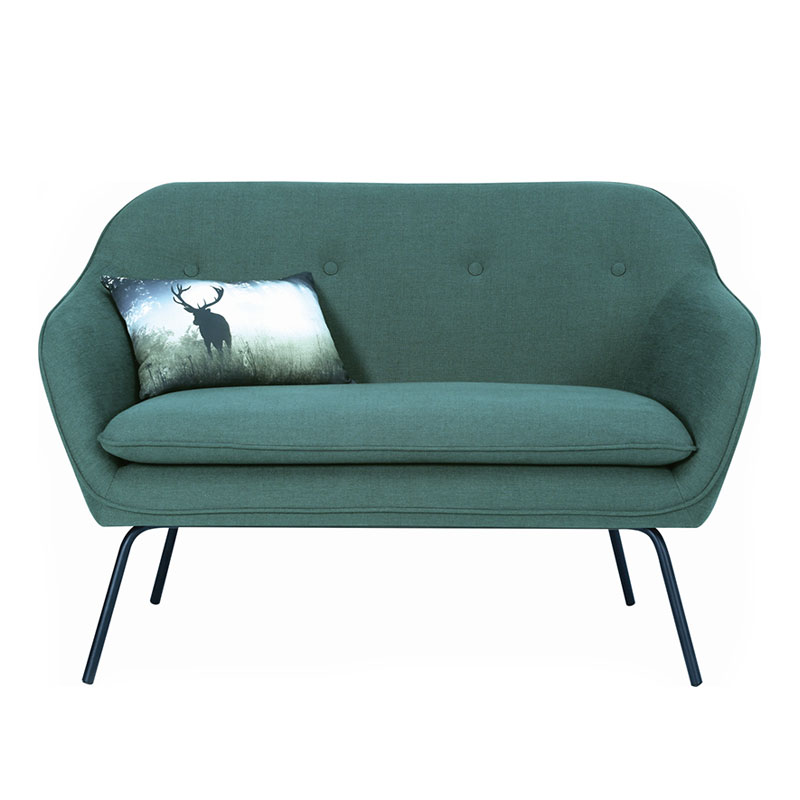 DALTON NORDIC HOME 2 SEATER SOFA