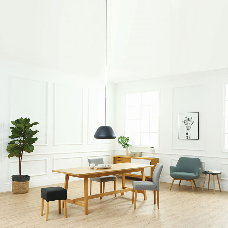 ANI NORDIC HOME DINING TABLE