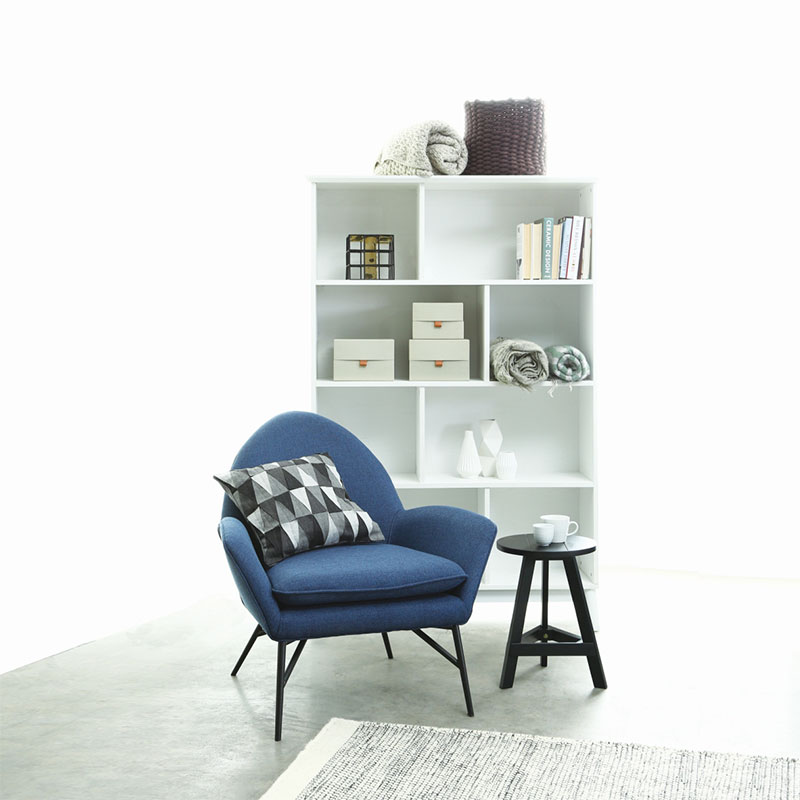 CAPE NORDIC HOME LOW STOOL