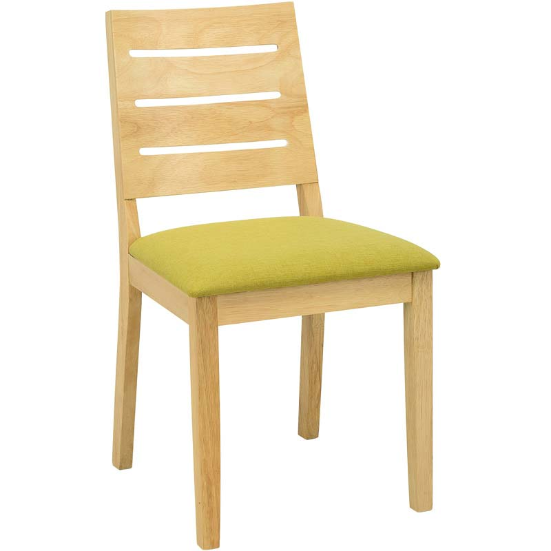 MILLER NORDIC HOME LADDER BACK CHAIR