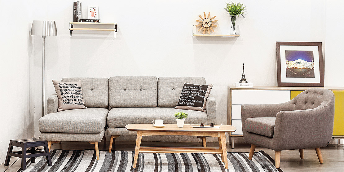 Living Room | NORDIC | FLAIR - R