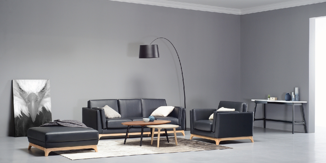 Living Room | NORDIC | REX-PU