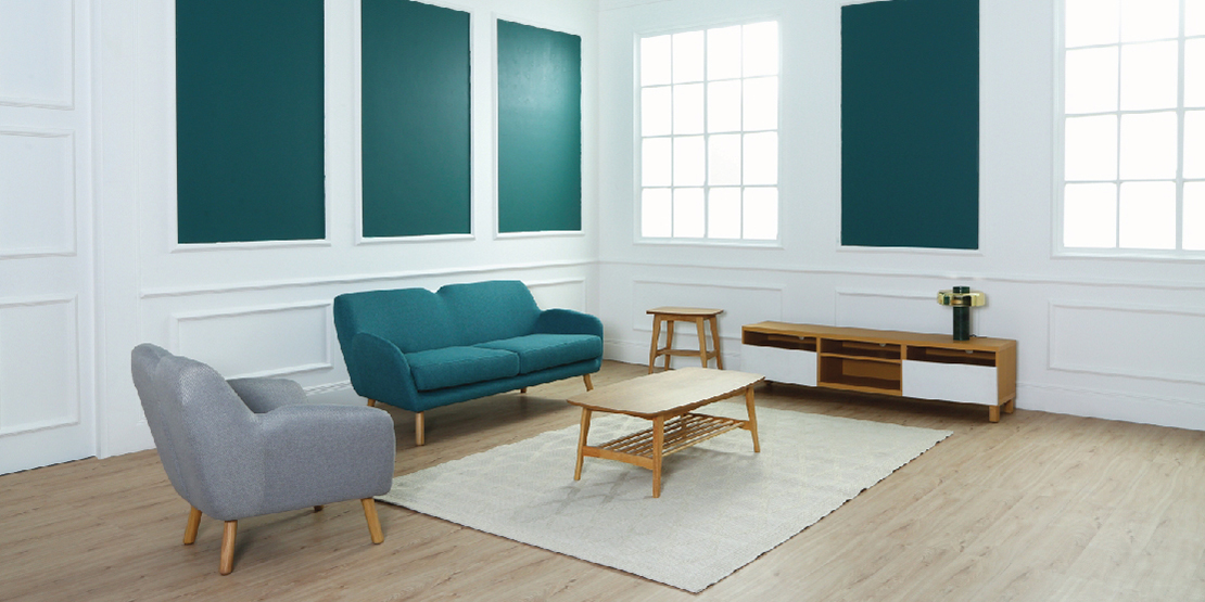 Living Room  | NORDIC | TOBY