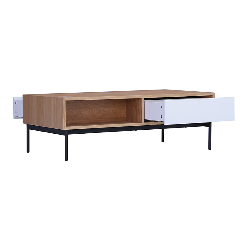 FLYNN COFFEE TABLE WITH ONE DRAWER