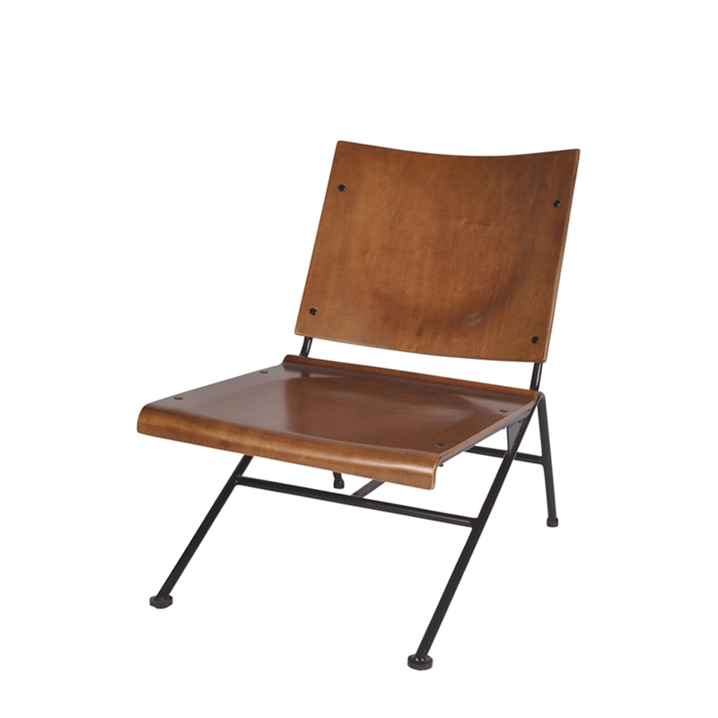 IONA BENTWOOD LOUNGE CHAIR