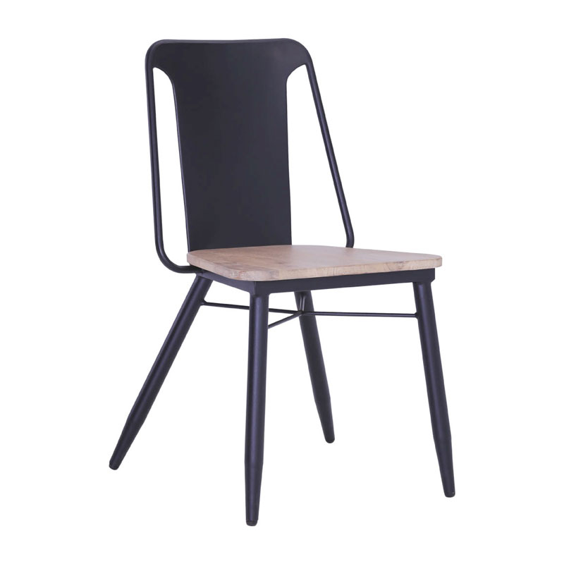 RIGBY STEEL DINING CHAIR
