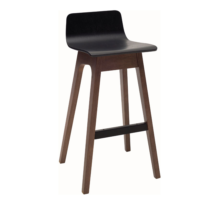 DEBBY LOW BACK BAR CHAIR