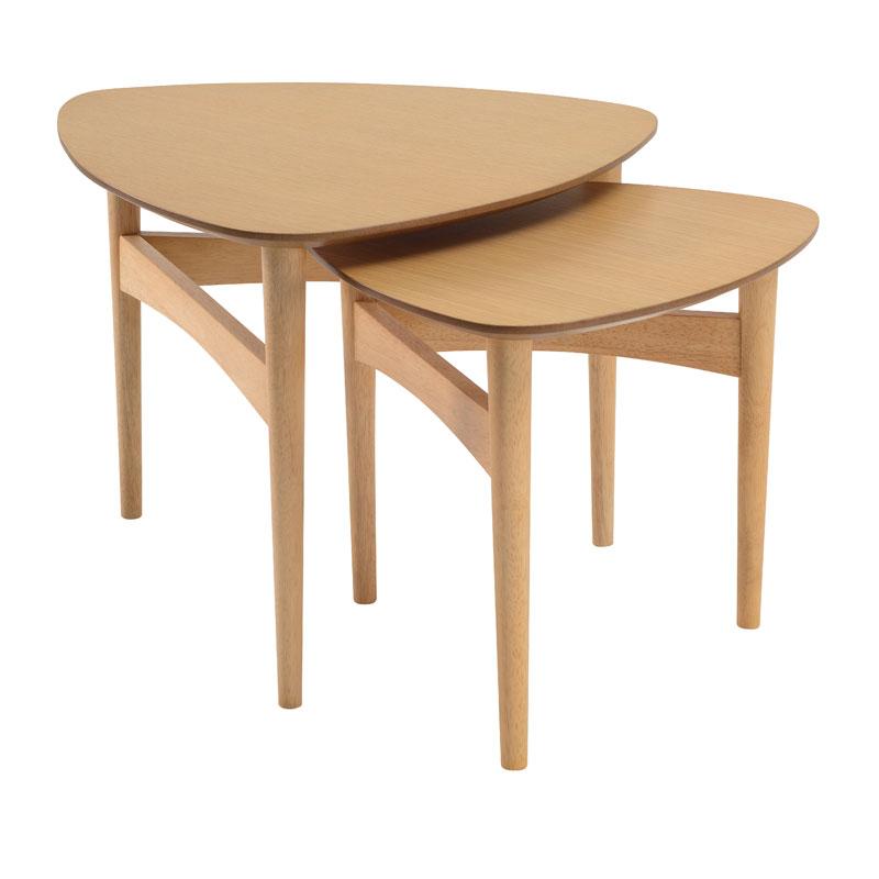 MOTT OCCASIONAL TABLE (SET OF 2)