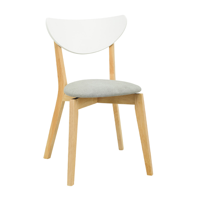 FRIZZ NORDIC HOME DINING CHAIR WITH CUSHION