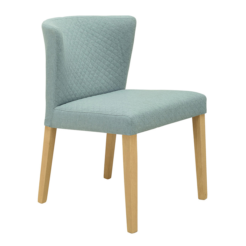 KYLIE NORDIC HOME DINING CHAIR (FABRIC)