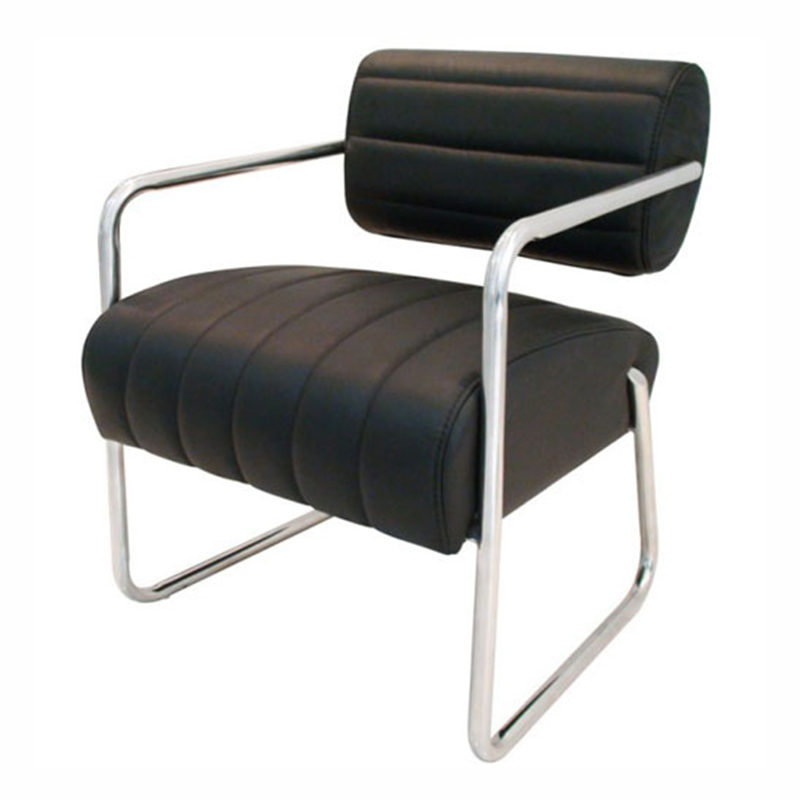Replica Gus Modern Delano Chair Half Leather Furniture