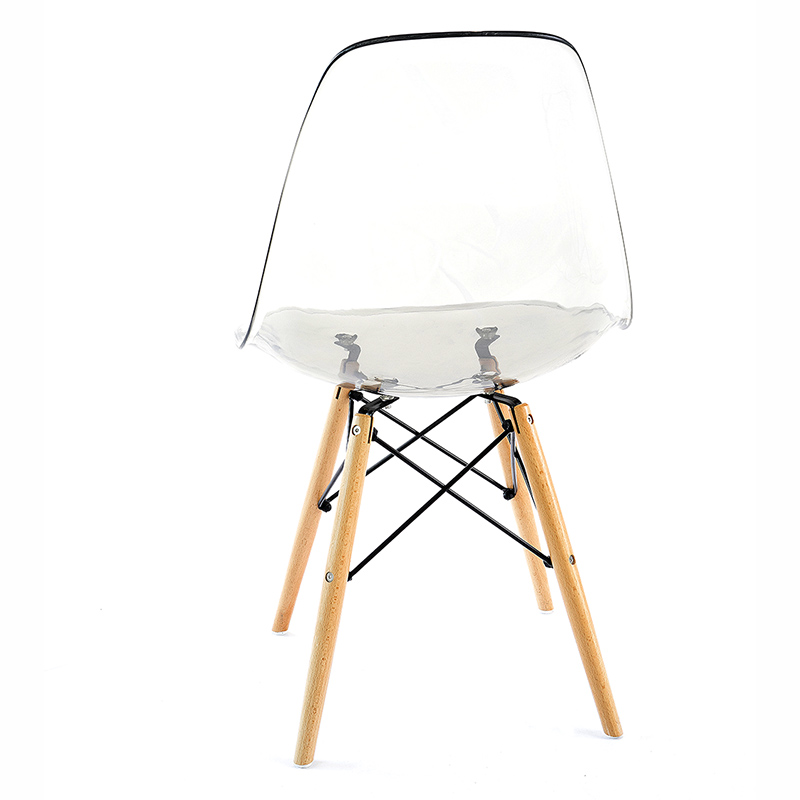 REPLICA EAMES DSW CHAIR (TRANSPARENT)