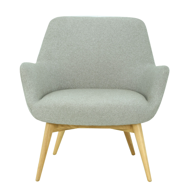 VELDA NORDIC HOME LOUNGE CHAIR