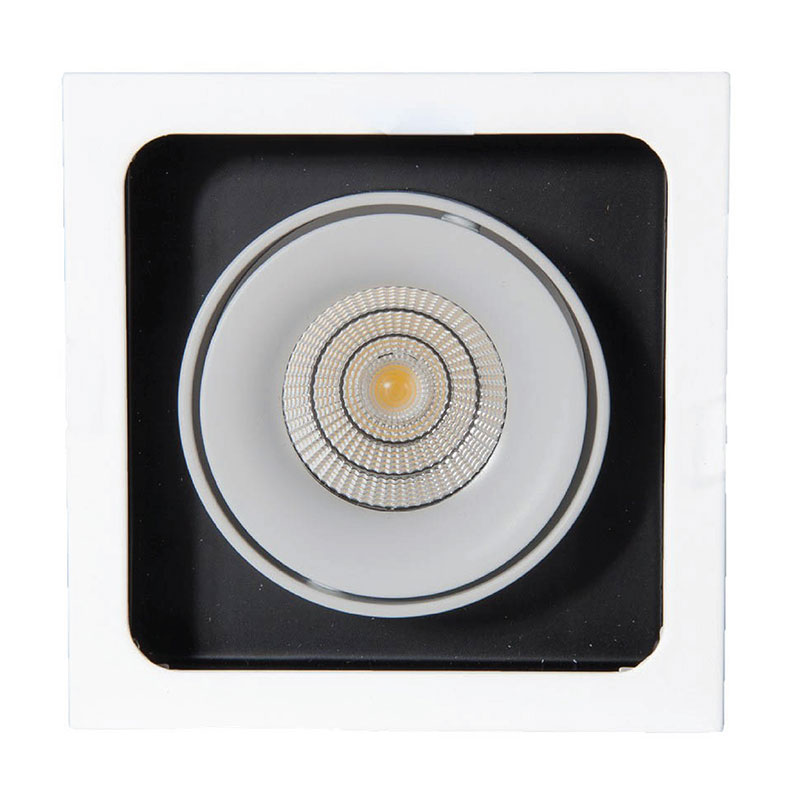 RD-DCT-9018(Housing+UM50f-B 12W +non-dimmable driver)