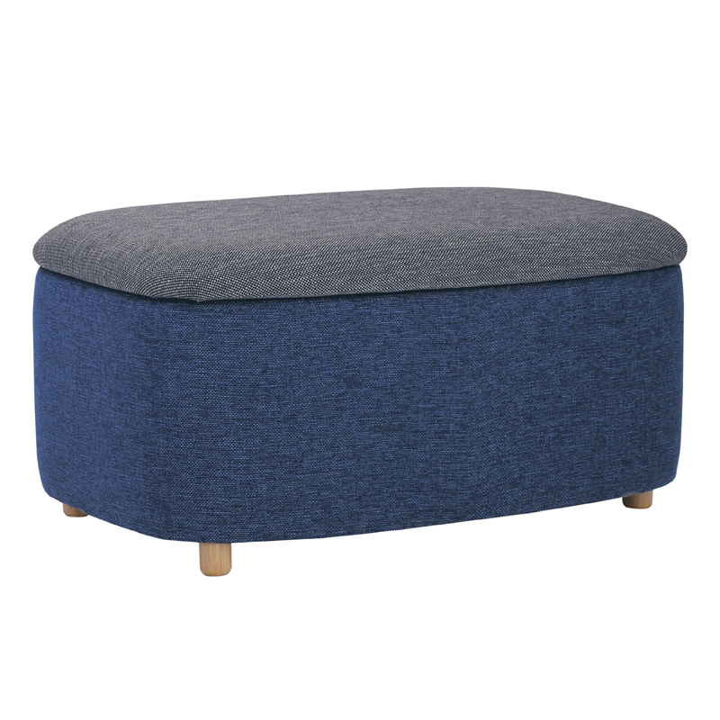 LENA LARGE STORAGE POUF