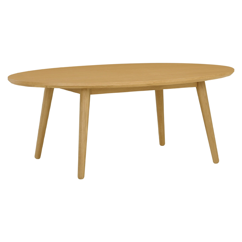 CLASSON OVAL COFFEE TABLE