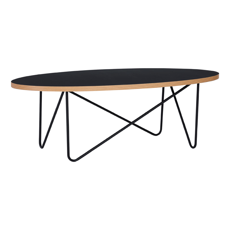 REED OVAL COFFEE TABLE