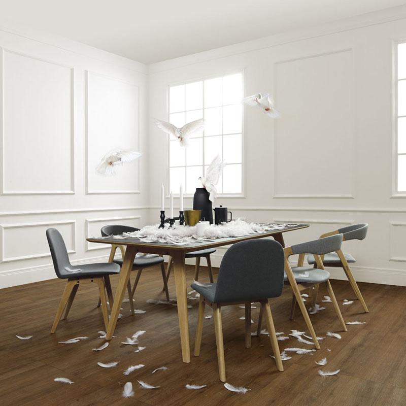 Morris Dining Table Linoleum Top Furniture Online