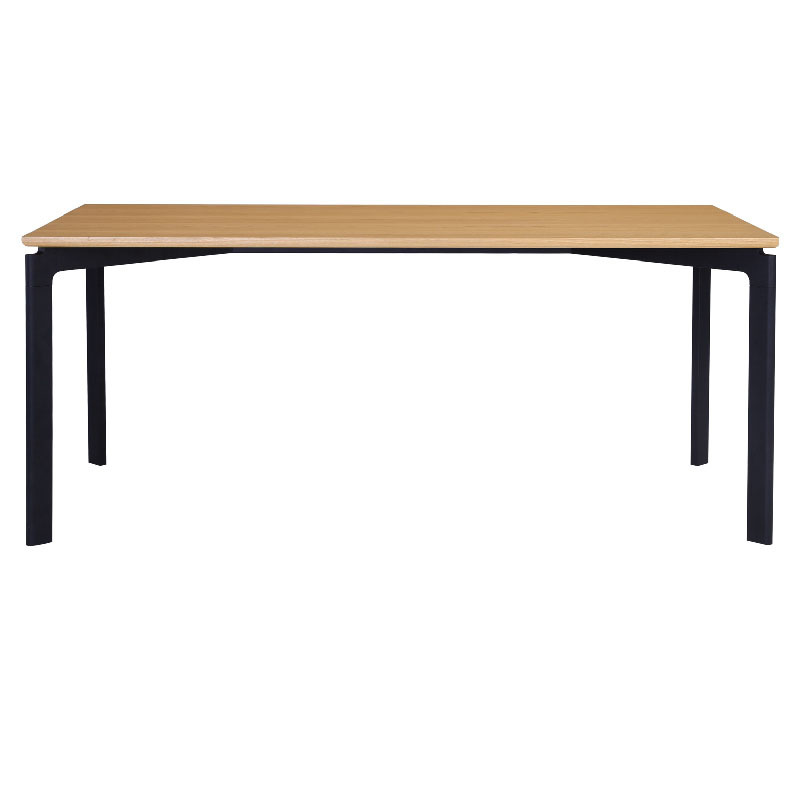 LIPPA DINING TABLE (OAK)
