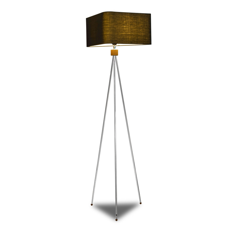 TRILOGY FLOOR LAMP - TRIANGLE LAMP SHADE (LARGE)