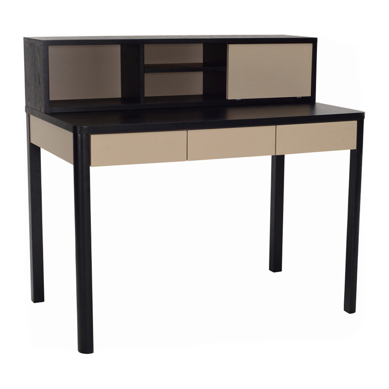 HELIX NORDIC HOME WORKING DESK WITH WALL STORAGE