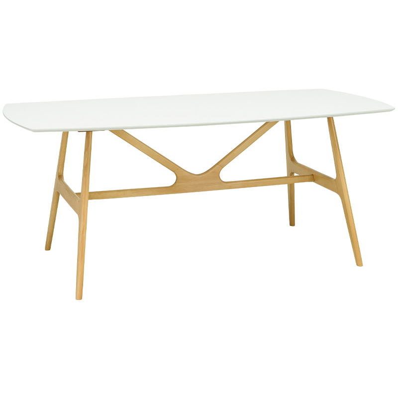 CRAIG NORDIC HOME DINING TABLE - 180 CM