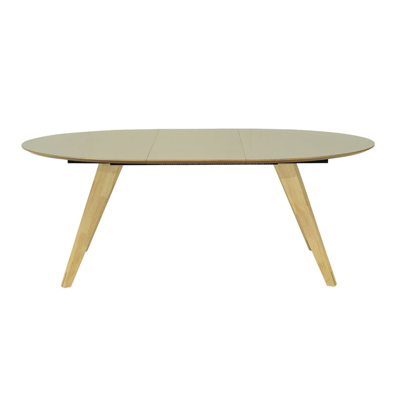 NODA OVAL  EXTENDED TABLE