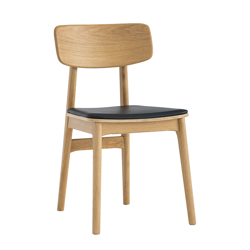 TRACY WOOD DINING CHAIR