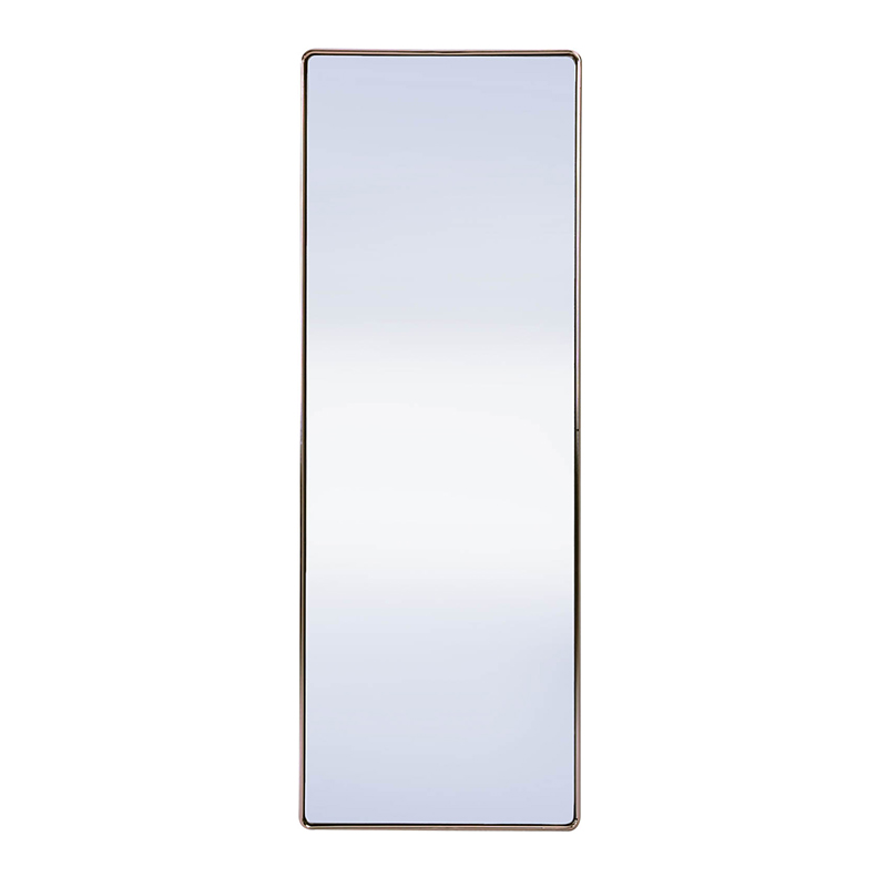 KYLA MIRROR - COPPER PLATED FRAME