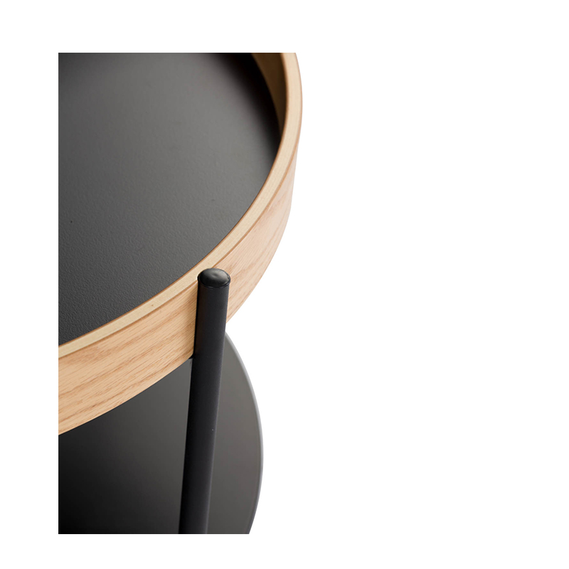 PLUME ROUND COFFEE TABLE