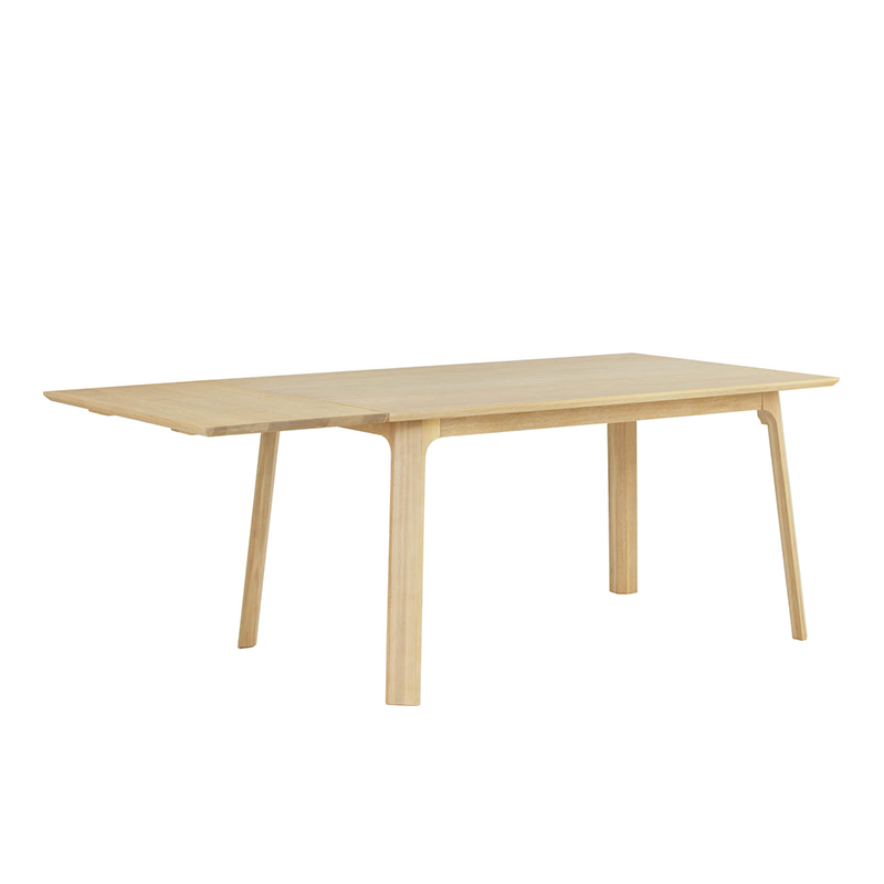 LOWRY DINING TABLE WITH EXTENDABLE LEAF