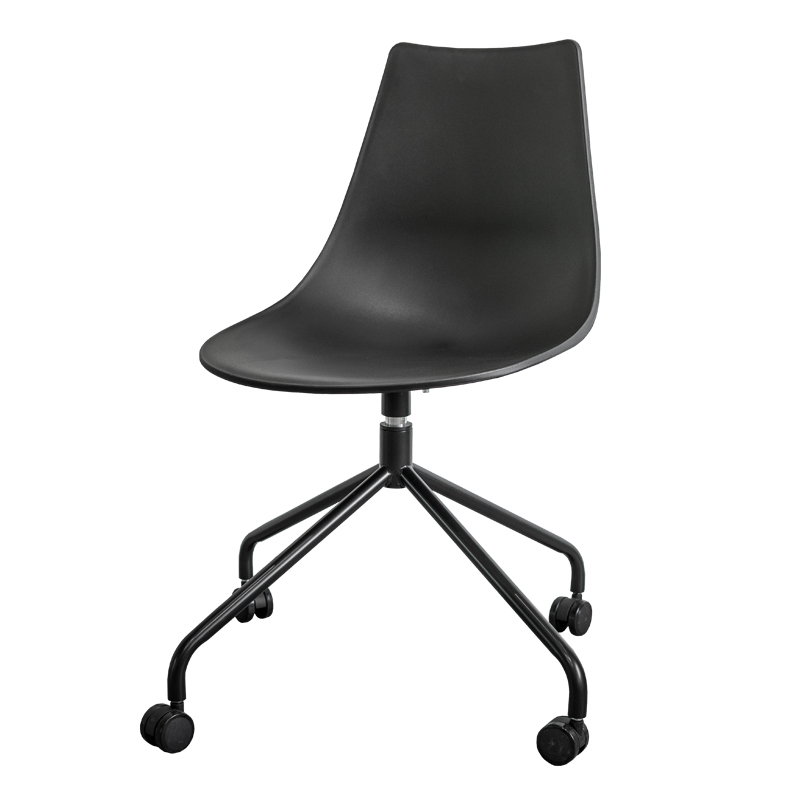 QUINN SPIDER SWIVEL CHAIR WITH CASTER